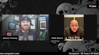 Robb Rivera of Nonpoint talks