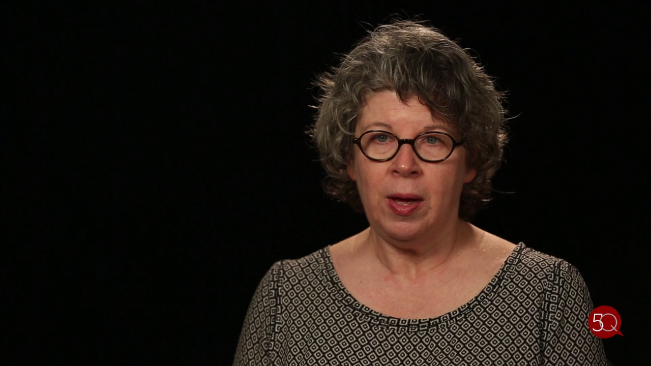 Five Questions With Meg Wolitzer - YouTube