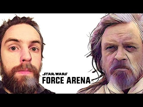 Star Wars: Force Arena - The Force is strong in this GAMEPLAY