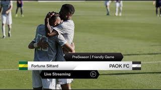 Fortuna Sittard-ΠΑΟΚ 1-5  - PAOK TV