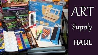 Art Supply Haul !