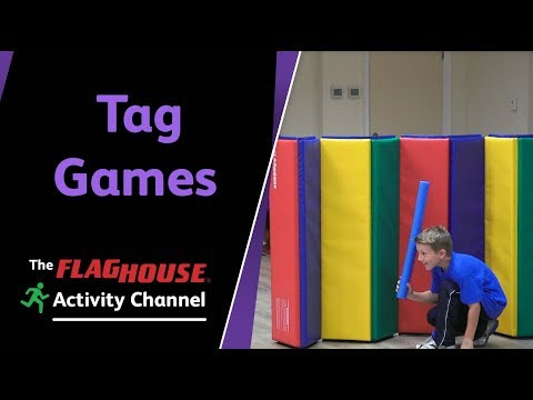 Tag Ideas For Your Next Phys Ed Class (Ep. 126 - Tag Games)