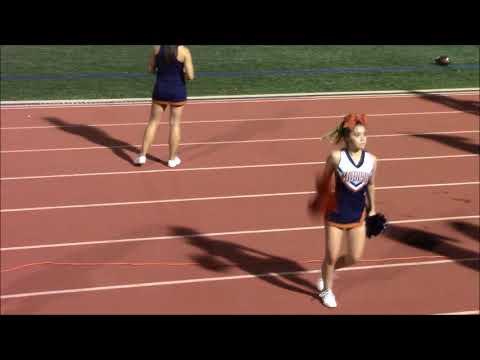 Madison High School  vs Canyon High School Football game