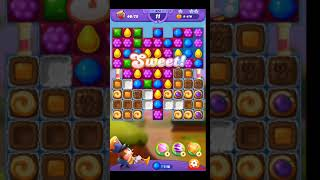 Candy Crush Friends Saga Level 374 NO BOOSTERS - A S GAMING