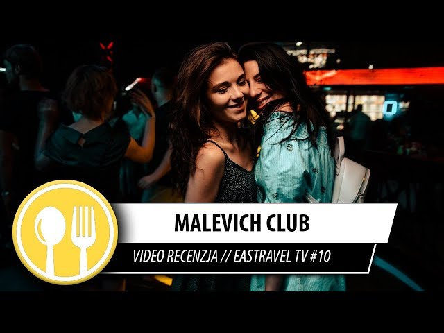 Malevich Club, Lwów// EasTravel TV