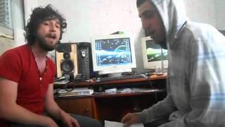 TUZI MAQCIA rap rise & ANARQIA 18 rap rise   studiashi   2012   rap rise