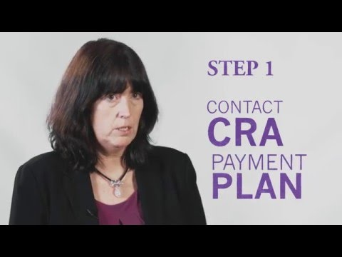 Dealing with Tax Debt and the CRA