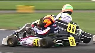 Kart Race Crash & Fail 2016 Compilation ★ Best of British Karting Championship Racing