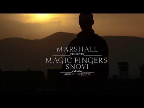 MAGIC FINGERS ✖️ SNOVI  (Official Music Video) #Satarash
