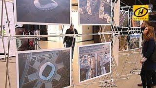 Выставка фотографий с дрона открыла двери посетителям