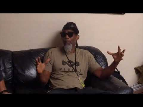 Fishbone Soundcheck and Norwood Fisher Interview