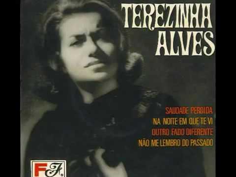 """16-"""" O Perfil Da Tua Imagem """"-Teresinha Alvez-Fado-World Music"""
