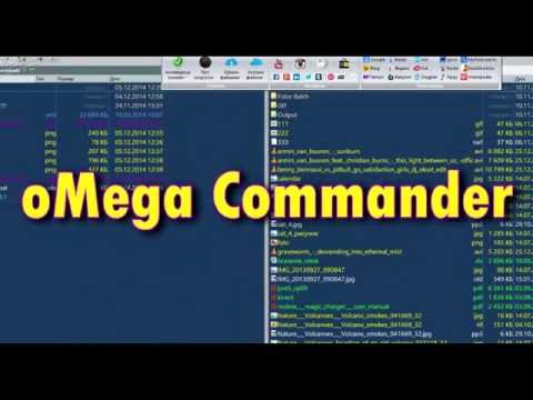 Программа oMega Commander скачать - 2015 [программа oMega Commander - 2015]