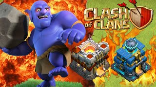 HOW WE ROLL!!! TH11 AND TH12 BOWITCH TROPHY PUSHING ATTACKS 2018!!!/Clash of Clans