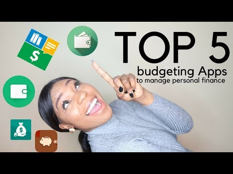Top 5 Budgeting Apps To Manage Your Finances
