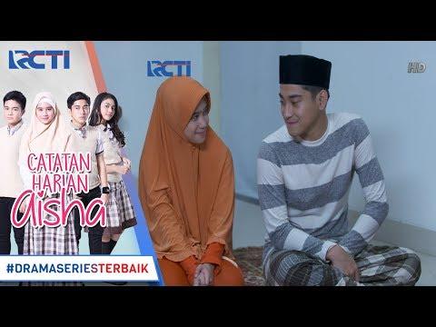 CATATAN HARIAN AISHA - Senengnya Lihat Rafa Dan Aisha Shalat Bareng [12 FEBRUARI 2018]