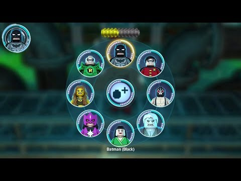 Lego Batman 3: Beyond Gotham (PS Vita/3DS/Mobile)  Killer Croc - Free Play