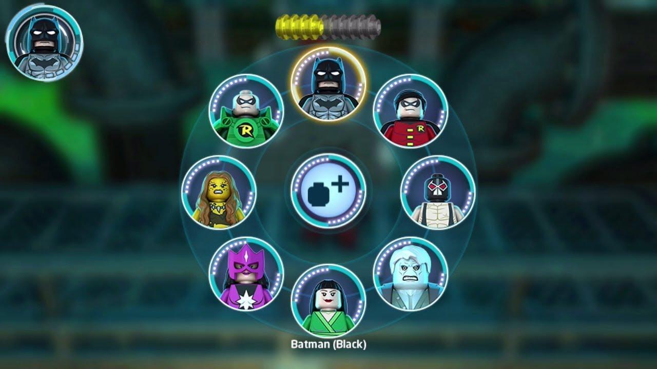 Lampada Lego Batman : Lego batman 3: beyond gotham ps vita 3ds mobile killer croc free