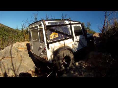 Clube Land Rover Portugal RC #17   Penhas da Marmeleira 29 10 2017