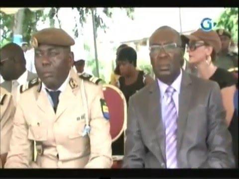 Gabon Jt 20h Lundi 25 Avril 2016