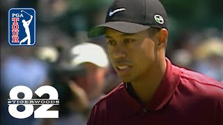 Tiger Woods wins THE PLAYERS Championship 2001 | Chasing 82