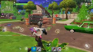 FORTNITE MOBILE | MI PRIMERA PARTIDA en ANDROID! Descarga Fortnite para MOVIL en ANDROID YA!