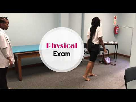 What to expect at the knee clinic - Groote Schuur Hospital