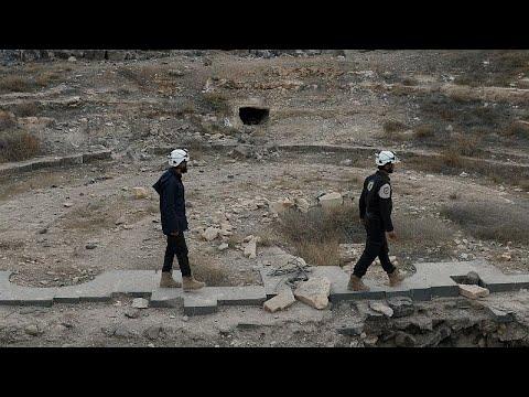 """Jordânia recebe 800 """"capacetes brancos"""" com a ajuda de Israel"""