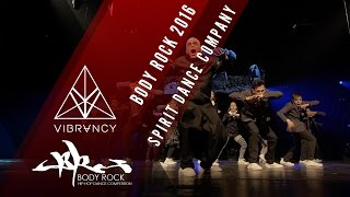 Spirit Dance Company | Body Rock 2016 [@VIBRVNCY Front Row 4K] @thesdcompany #bodyrock2016