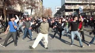 Flashmob Rasputin - Just Dance - Asomao.org