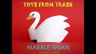 Marble Swan | Kannada | Moving Toy