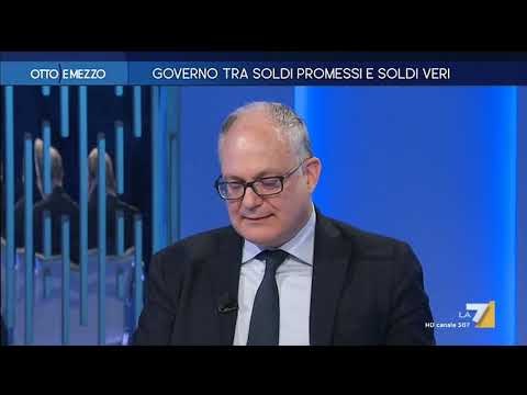 """Roberto Gualtieri: """"Abbassare l'iva? Misura molto costosa, siamo tra i paesi europei che hanno ..."""