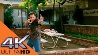 Брюс пытается притянуть к себе Грейс ✦ Брюс Всемогущий (2003)