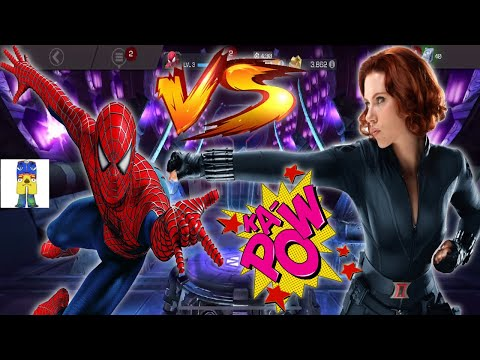 MARVEL CONTEST OF CHAMPIONS NO TIME FOR LOSERS