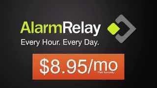 Alarm Monitoring Company - Alarm Relay
