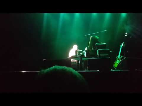 """Peter Hammill""""A Louse Is Not A Home"""" Live in Kraków, Poland 3.03.2019"""
