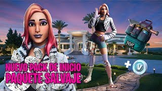 "*DIRECT* NEW ""WILD PACK"" HOME PACK ? FORTNITE CHILE BATTLE ROYALE ? PS4 Hd"