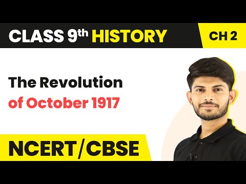 The Revolution Of October 1917 | History | Class 9th | In Hindi | Magnet Brains