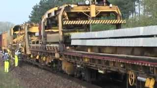 How train tracks are made
