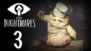 Little Nightmares (ITA)- Capitolo 3: La Cucina
