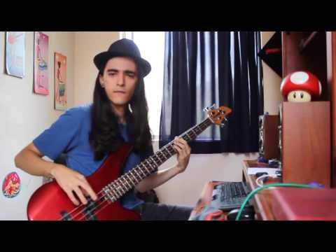 X-Japan - Kurenai (Asulf Bass Cover)