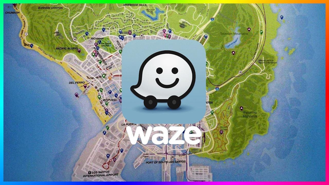 Waze Voice Navigation - GTA5-Mods com
