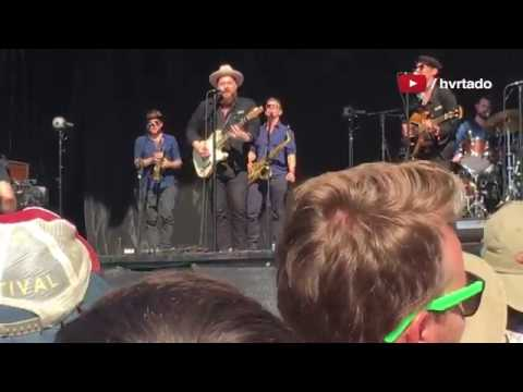 Nathaniel Rateliff @ Austin City Limits 2016 (FULL SET) - October 2nd. 2016