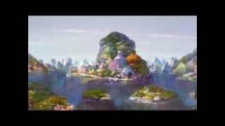 Iblard Jikan OST 06. The tower I saw with the dragon