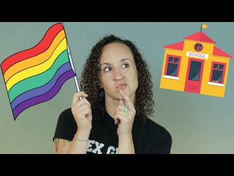 Creating Safe Space in School for LGBTQ+ Students