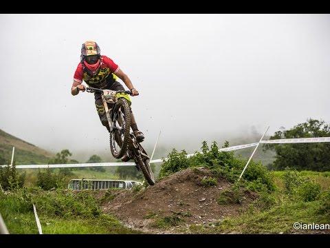 Trackside 2016 British Downhill Series Moelfre, Wales