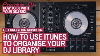 How To Use iTunes To Organise Your Music - How To DJ With Your Pioneer DDJ-SB2, 7 of 22