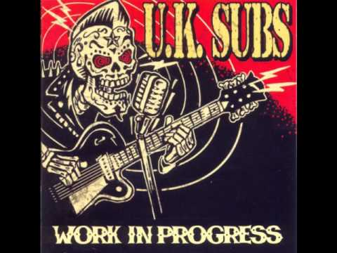 U.K. Subs-----all blurs into one
