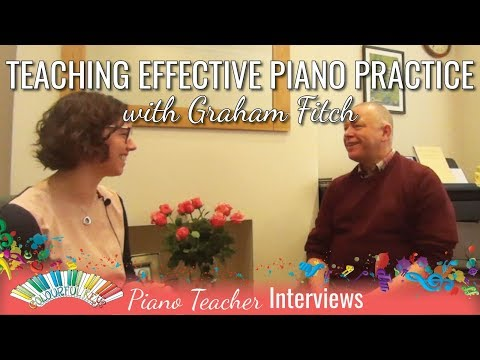 Practising Practice with Graham Fitch