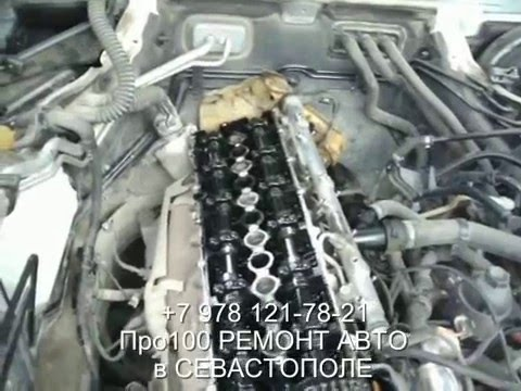 прокладка крышки клапанов bmw m60